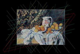 Cezanne – Geometry in Art