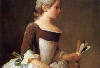 Chardin, fine art painting