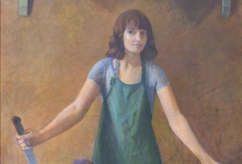 Figure Painting, artist portfolio online, oil painting