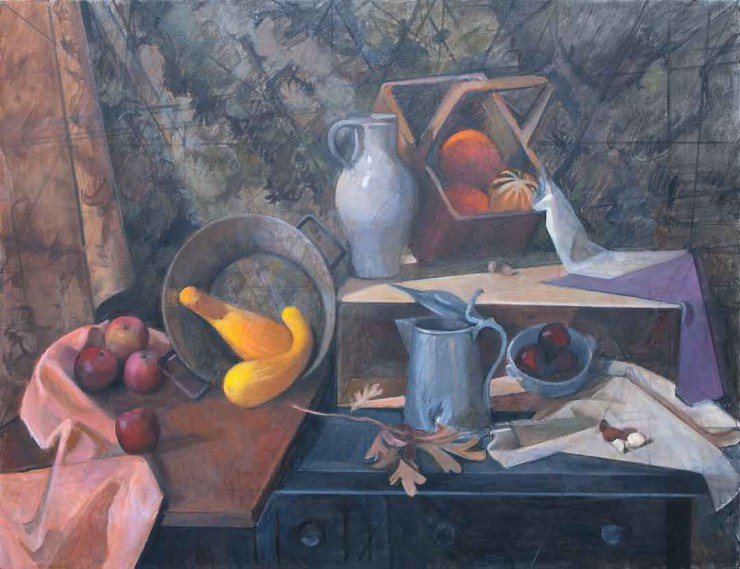 Still-Life-with-Oak-Leaves