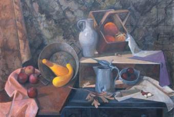 A Painter's Process (part 2)